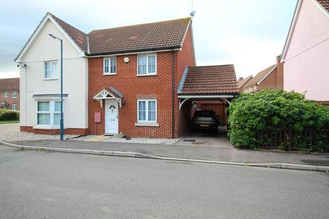 3 bedroom semi-detached house for sale - Cowdrie Way, Chancellor Park, Chelmsford, Essex, CM2