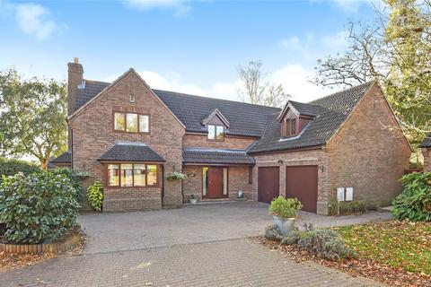 5 bedroom detached house for sale - Church Way Court, Weston Favell Village, Northampton, NN3