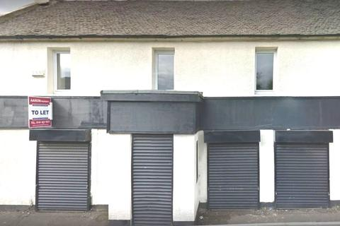 Shop to rent - Main Street Shop, Motherwell