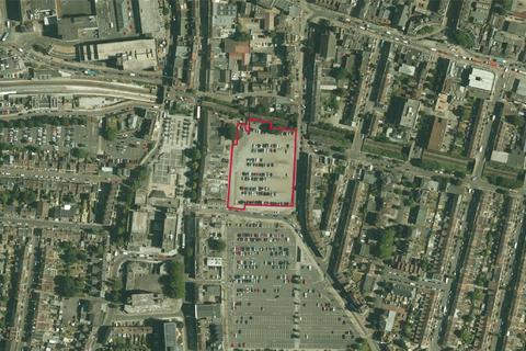 Plot for sale - Lord Street, Gravesend, Kent