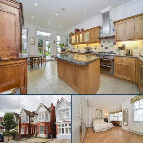 6 bedroom house for sale - Chatsworth Gardens, Acton