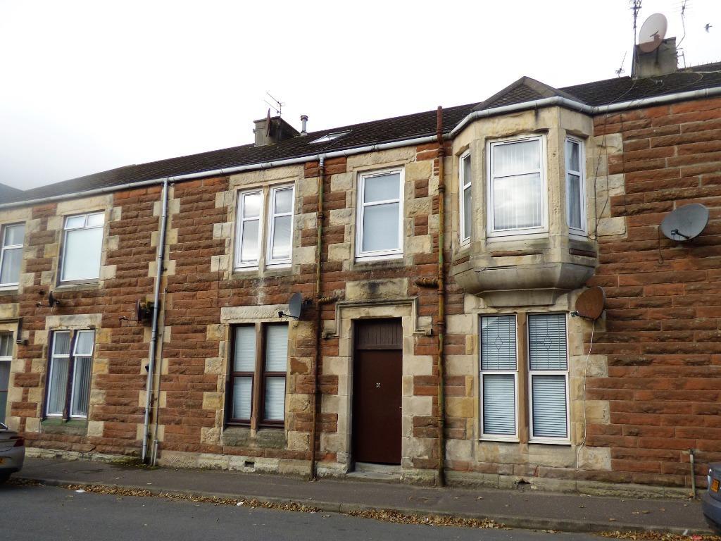 1 Bedroom Flat for sale in Springvale Street, Saltcoats, North Ayrshire, KA21 5LP