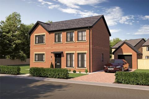 4 bedroom detached house for sale - Plot 65, THE SLALEY, Salters Lane, Sedgefield, Durham
