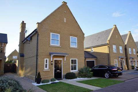 3 bedroom link detached house for sale - Gunners Rise, Superb Garrison Area, Southend-On-Sea