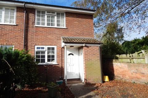 2 bedroom end of terrace house for sale - Lodge Close, Bobbers Mill, Nottingham, NG8