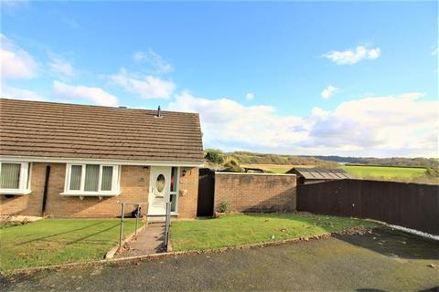 2 bedroom semi-detached bungalow for sale - Wordsworth Avenue, Priory Park, Haverfordwest, Pembrokeshire. SA61 1SN