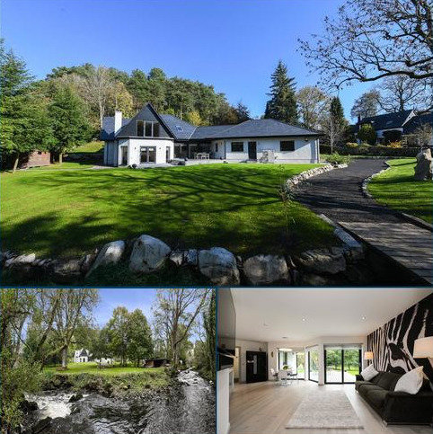 5 bedroom detached house for sale - Bargorge, Barhill Road, Dalbeattie, Dumfries and Galloway, DG5