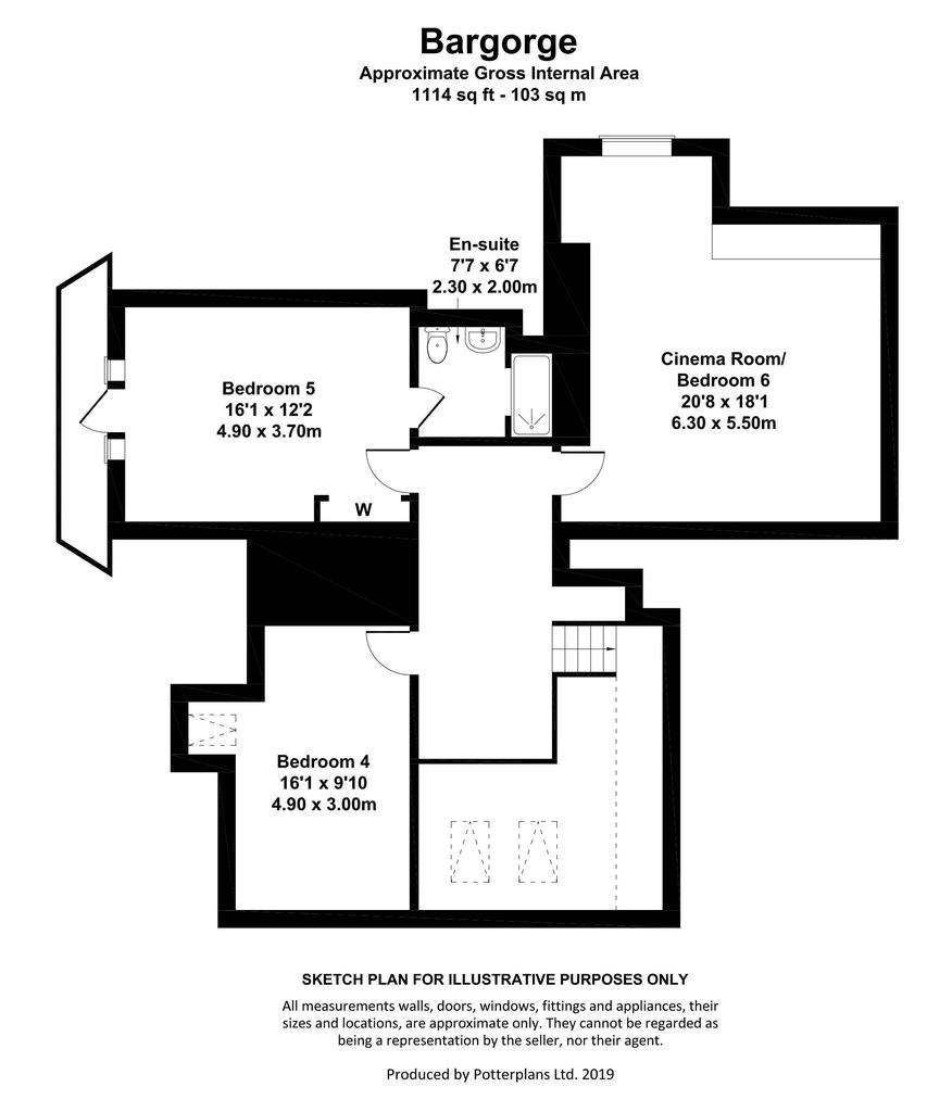 Floorplan 2 of 2: Frist Floor Plan