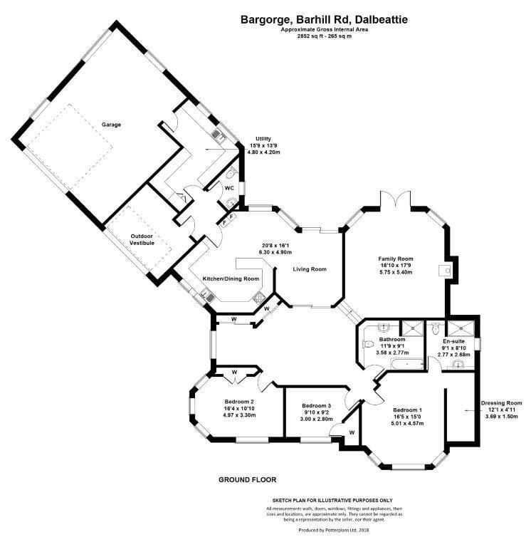 Floorplan 1 of 2: Gf Floorplan