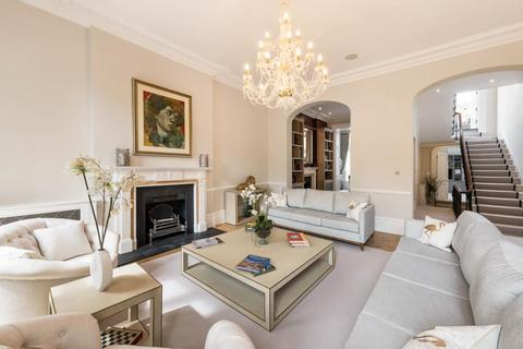7 bedroom townhouse to rent - Chester Square, Belgravia, London, SW1W