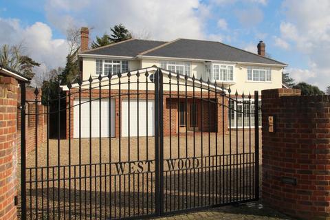 5 bedroom detached house for sale - St Georges Road West, Bickley, Bromley, Kent, BR1 2NP