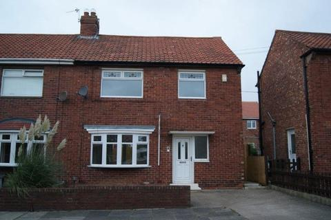 3 bedroom semi-detached house for sale - Amble Place, Forest Hall, Newcastle Upon Tyne