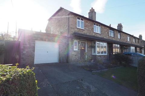 3 bedroom end of terrace house for sale - Oak Avenue, Newtown, Disley, Cheshire, SK12 2RF