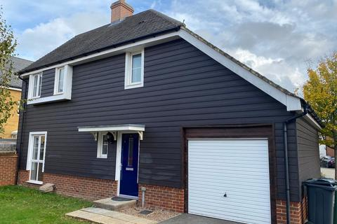 3 bedroom detached house to rent - William Lambert Place, Repton Park