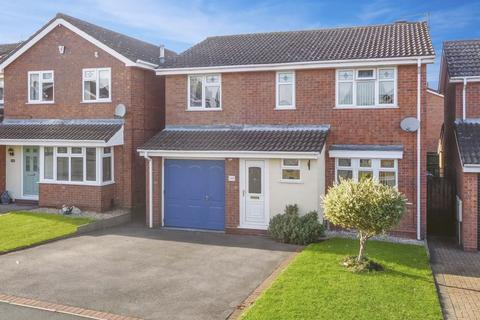 4 bedroom detached house for sale - Ford Road, Newport, Shropshire