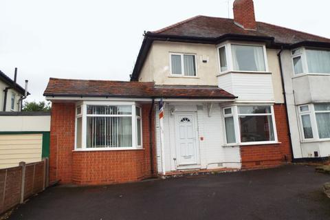 5 bedroom semi-detached house to rent - Harborne Lane, Selly Oak, Birmingham, B29 6TQ