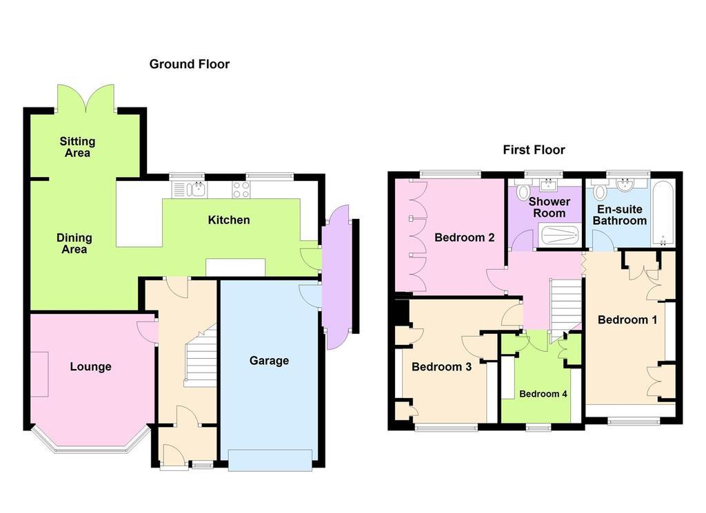 Floorplan: 2 Glenfield Drive, Kirk Ella.JPG