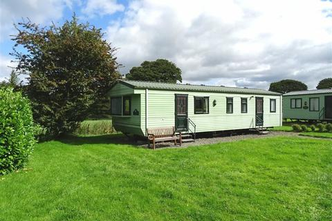 2 bedroom mobile home for sale - Willerby Sheriton, Old Station Caravan Park, New Radnor, Presteigne, Powys, LD8