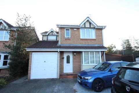 3 bedroom detached house for sale - Sorrel Drive, Hull