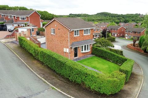 3 bedroom detached house for sale - Wheelock Way, Kidsgrove