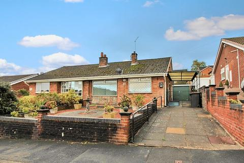 2 bedroom semi-detached bungalow for sale - Acacia Gardens, Kidsgrove, Stoke-On-Trent