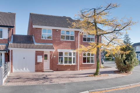 4 bedroom link detached house for sale - Varlins Way, Kings Norton, Birmingham, B38 9UX