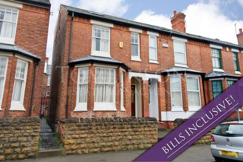 6 bedroom semi-detached house to rent - Cottesmore Road, Lenton, Nottingham