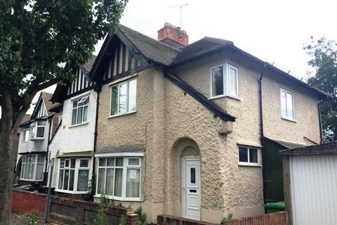3 bedroom end of terrace house to rent - Rolleston Drive, Lenton, Nottingham