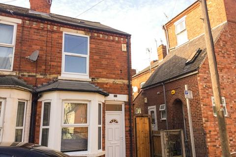 3 bedroom end of terrace house to rent - Cecil Street, Lenton, Nottingham