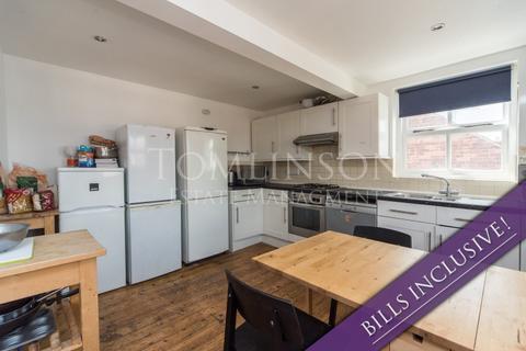 6 bedroom semi-detached house to rent - Lenton Boulevard, Lenton, Nottingham