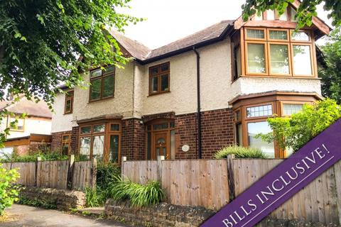 4 bedroom semi-detached house to rent - Broadgate, Beeston, Nottingham