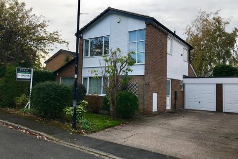 3 bedroom link detached house to rent - Tarbolton Crescent, Hale
