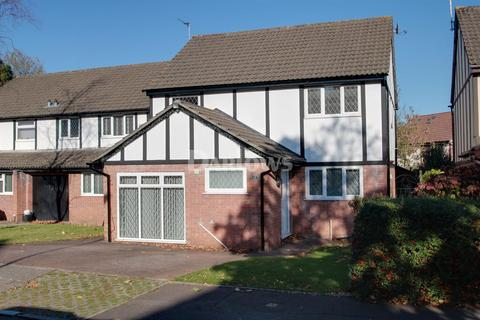 4 bedroom detached house for sale - Heritage Park, St Mellons, Cardiff