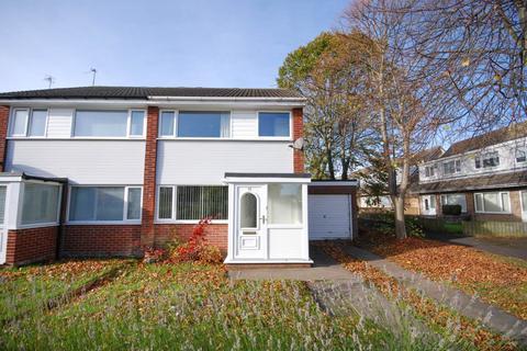3 bedroom semi-detached house for sale - Edinburgh Court, Kingston Park