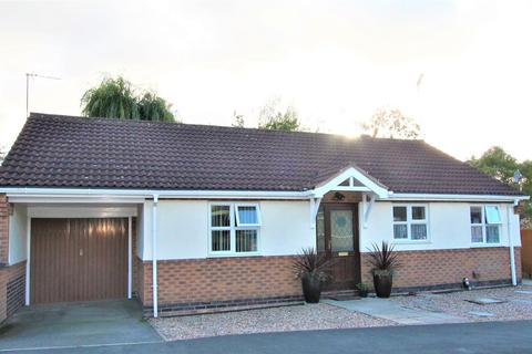 2 bedroom detached bungalow for sale - Anthony Drive, Thurnby, Leicester