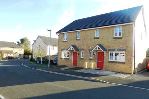 3 bedroom semi-detached house for sale - Castleton Grove, Haverfordwest, Pembrokeshire
