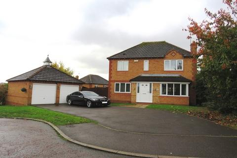 4 bedroom detached house for sale - High Greeve, Wootton, Northampton, NN4