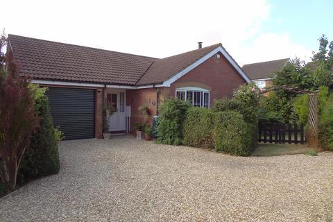3 bedroom detached bungalow for sale - Anglia Close, Quarrington, Sleaford