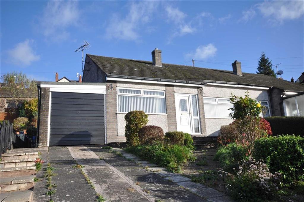 3 Bedrooms Semi Detached Bungalow for sale in Ffordd Las, Denbigh, Denbigh