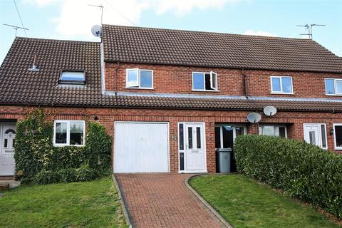 3 bedroom terraced house for sale - Hazelwood Drive, Gonerby Hill Foot, Grantham