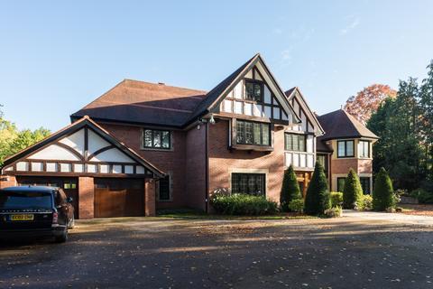6 bedroom detached house for sale - Rappax Road, Hale