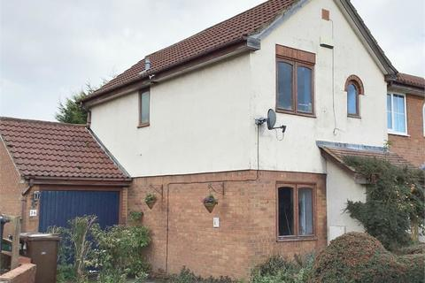 2 bedroom end of terrace house for sale - Inwood Close, Corby, Northamptonshire