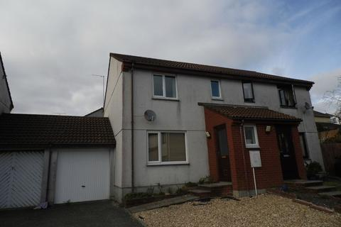 3 bedroom semi-detached house to rent - Springfield Close, St Austell, Cornwall