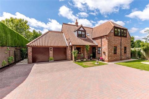 4 bedroom detached house for sale - Hallgarth Close, Main Street, Nether Poppleton, York, YO26