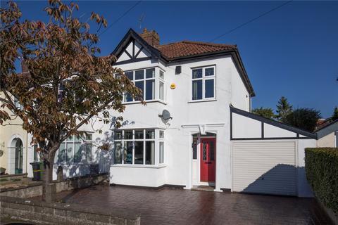 3 bedroom end of terrace house for sale - Cranham Road, Westbury-On-Trym, Bristol, BS10