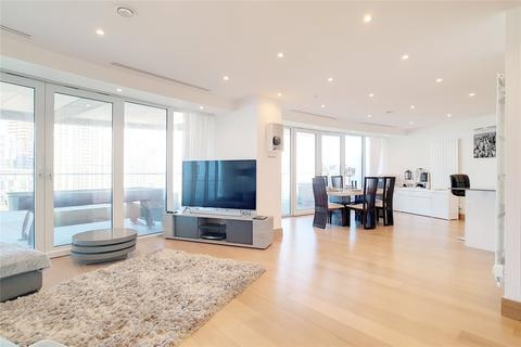 3 bedroom flat for sale - Arena Tower, Crossharbour Plaza, London, E14