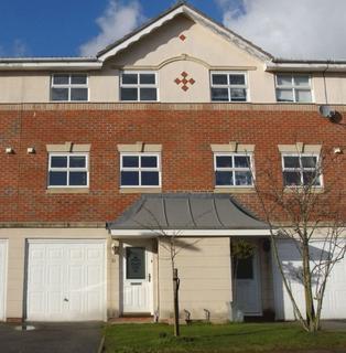 3 bedroom terraced house to rent - Coales Gardens, Market Harborough