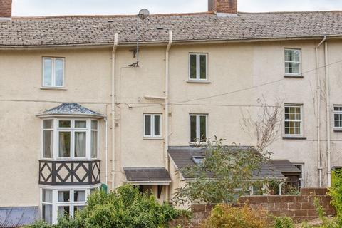 2 bedroom terraced house for sale - High Street, Crediton