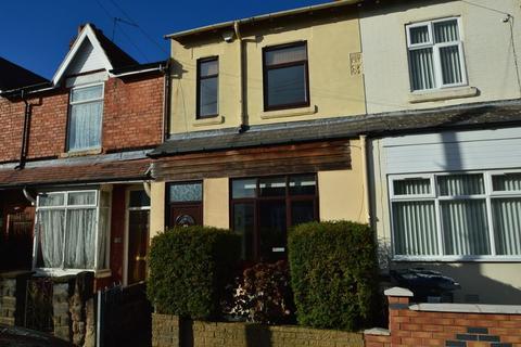3 bedroom terraced house to rent - 44 Waterloo Road, Kings Heath, Birmingham, B14 7SD