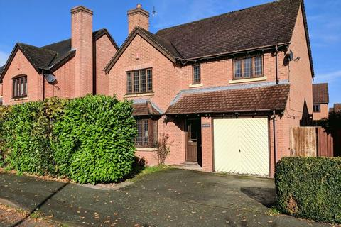 4 bedroom detached house for sale - Manor Farm Drive, Hinstock